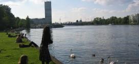 Berlin-Treptow Spreeblick