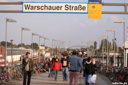 Berlin - Warschauer Brücke