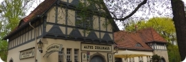 Altes Zollhaus in Kreuzberg