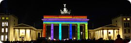 Festival of Lights - Brandenburger Tor
