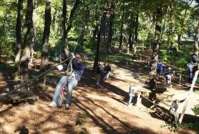 inBerlin-Incentivies: Im Kletterwald