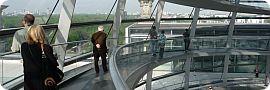 Reichstag - Bundestag - Kuppel