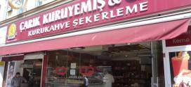 Türkischer Feinkostladen in der Müllerstr