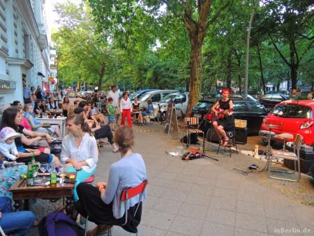 Fete de la musique in Berlin