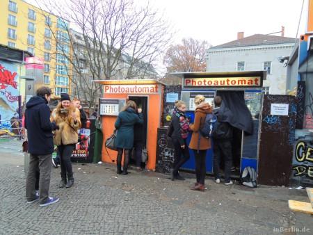 Fotoautmaten in Berlin