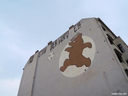 Berlin Soccer Bear