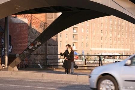 Fall in Love - Oberbaumbrücke