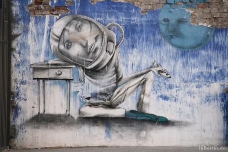 Moon Graffiti