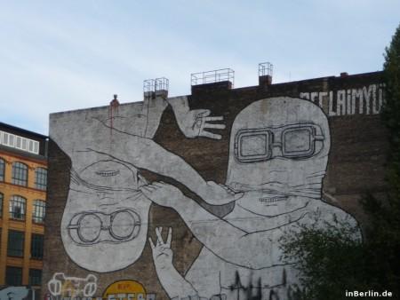 BLU - Graffiti in Kreuzberg