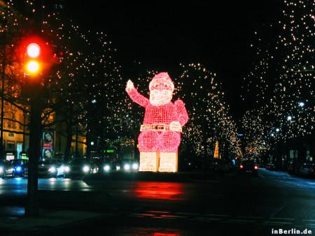 Berliner Weihnachtsmann