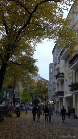 Herbst am Savignyplatz